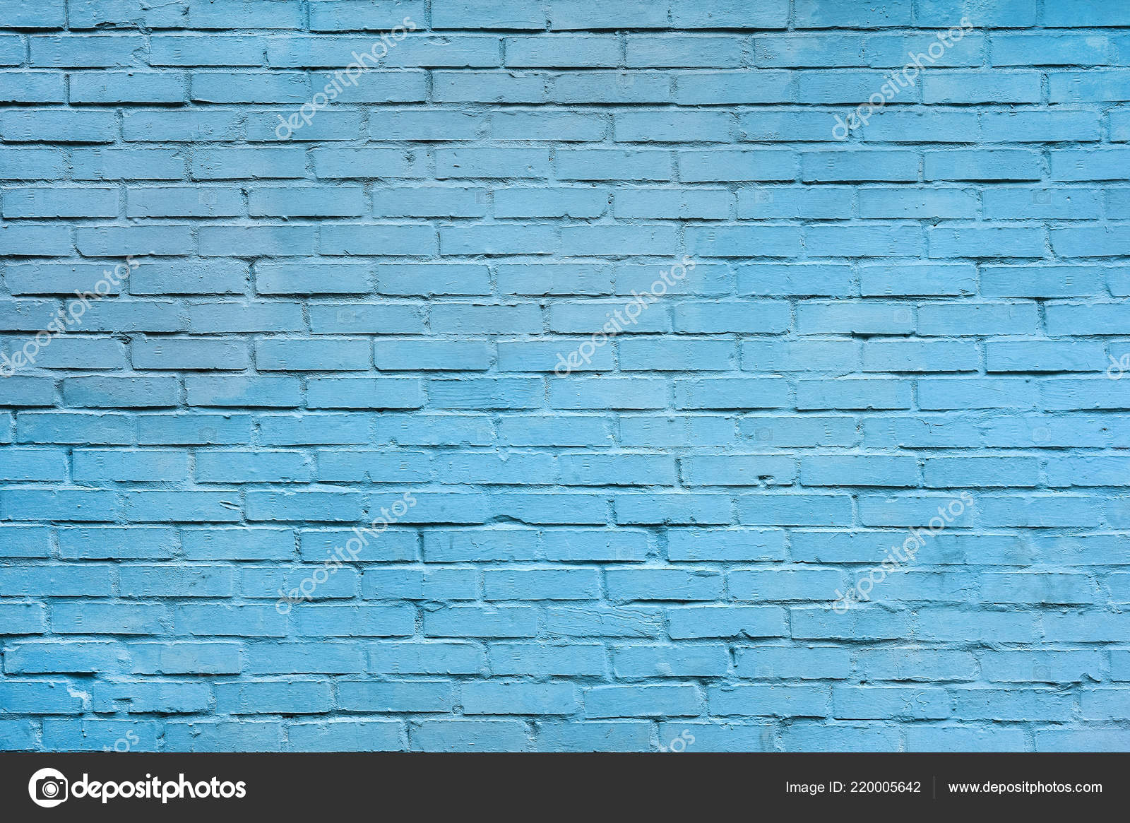 . Background  light blue brick wall   Light Blue Brick Wall Background