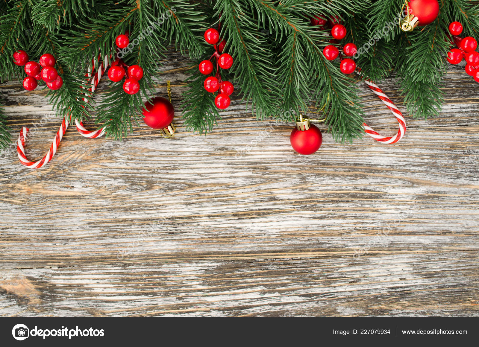 christmas and new year wooden background with fir tree in rustic style christmas card view with copy space photo by allchonok