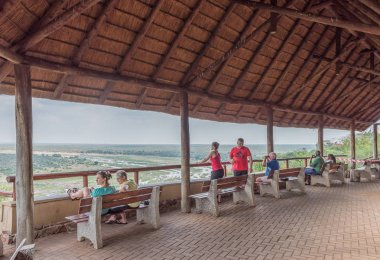 Viewpoint at the Olifants Rest Camp