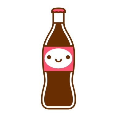 Cute Soda Free Vector Eps Cdr Ai Svg Vector Illustration Graphic Art
