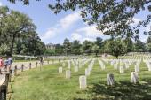 Arlington, USA; June 26, 2017; Arlington National Cemetery located in Arlington, Virginia