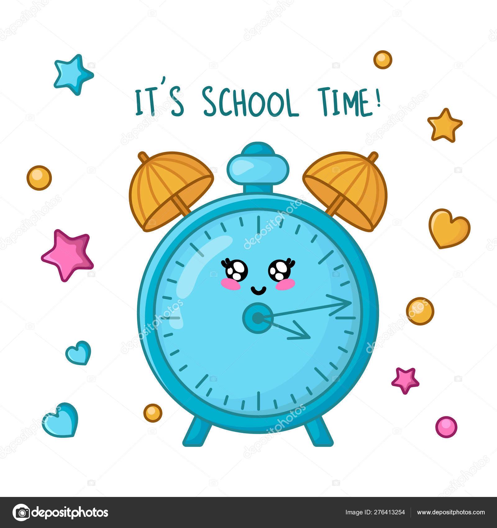 Back To School Kawaii Stock Vector C Sunniwa 276413254