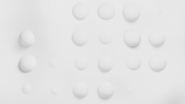 Pohyb bílé, abstraktní textury na bílém pozadí. UHD 4k pozadí, textura pozadí