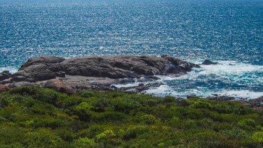 Beautiful coastline near Margaret River in Western Australia
