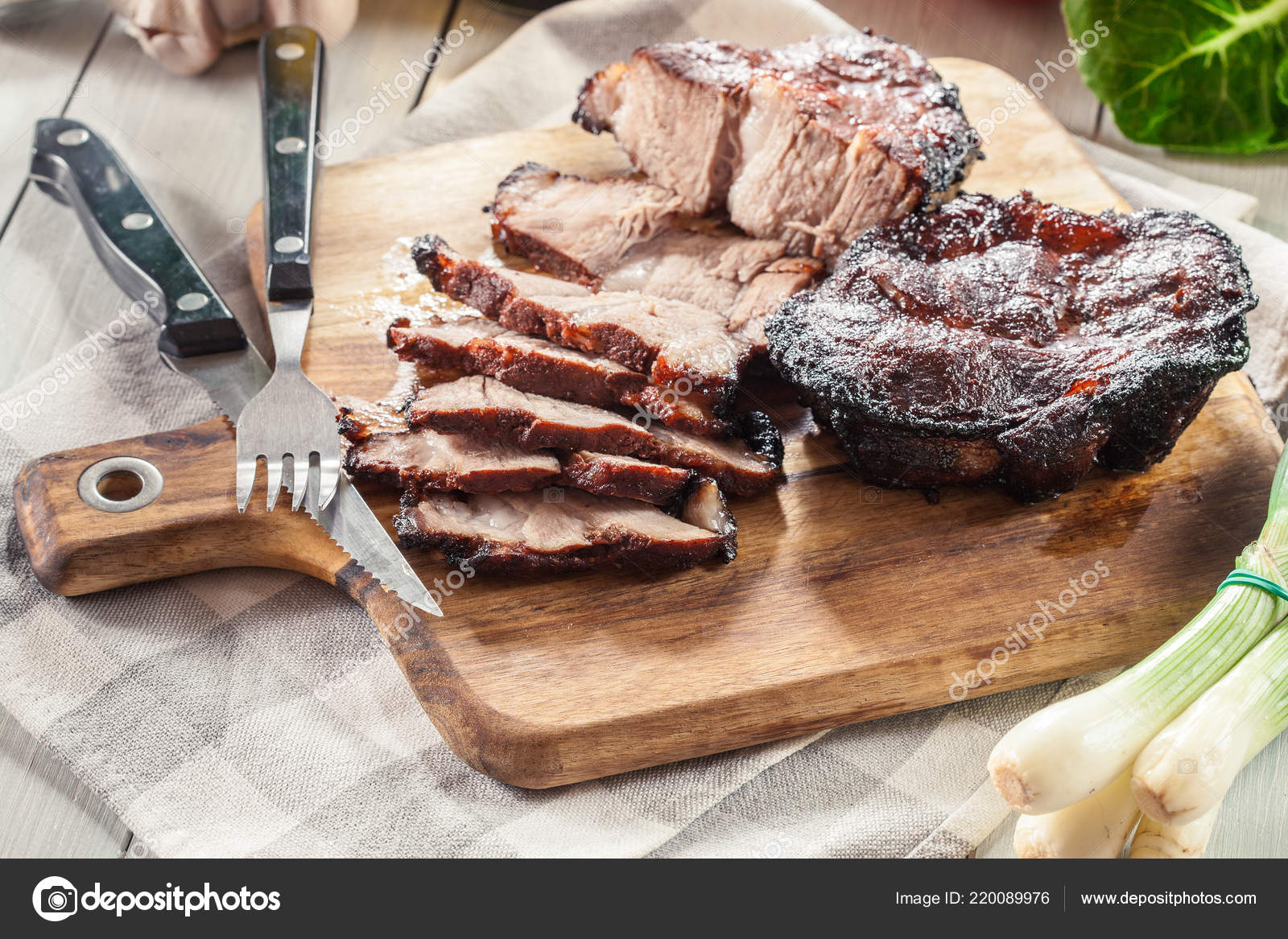Char Siu Pork Chinese Roasted Pork Shoulder Pork Belly