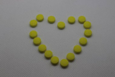 Tablets. Medicine for human health, for curing diseases.