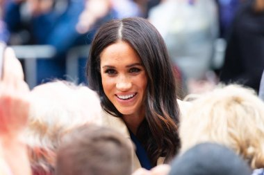 The Duke and Duchess of Sussex Australian Tour - Day 3