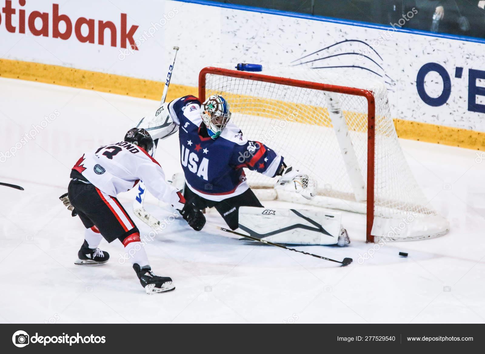 2019 Ice Hockey Classic Melbourne Australia – Stock