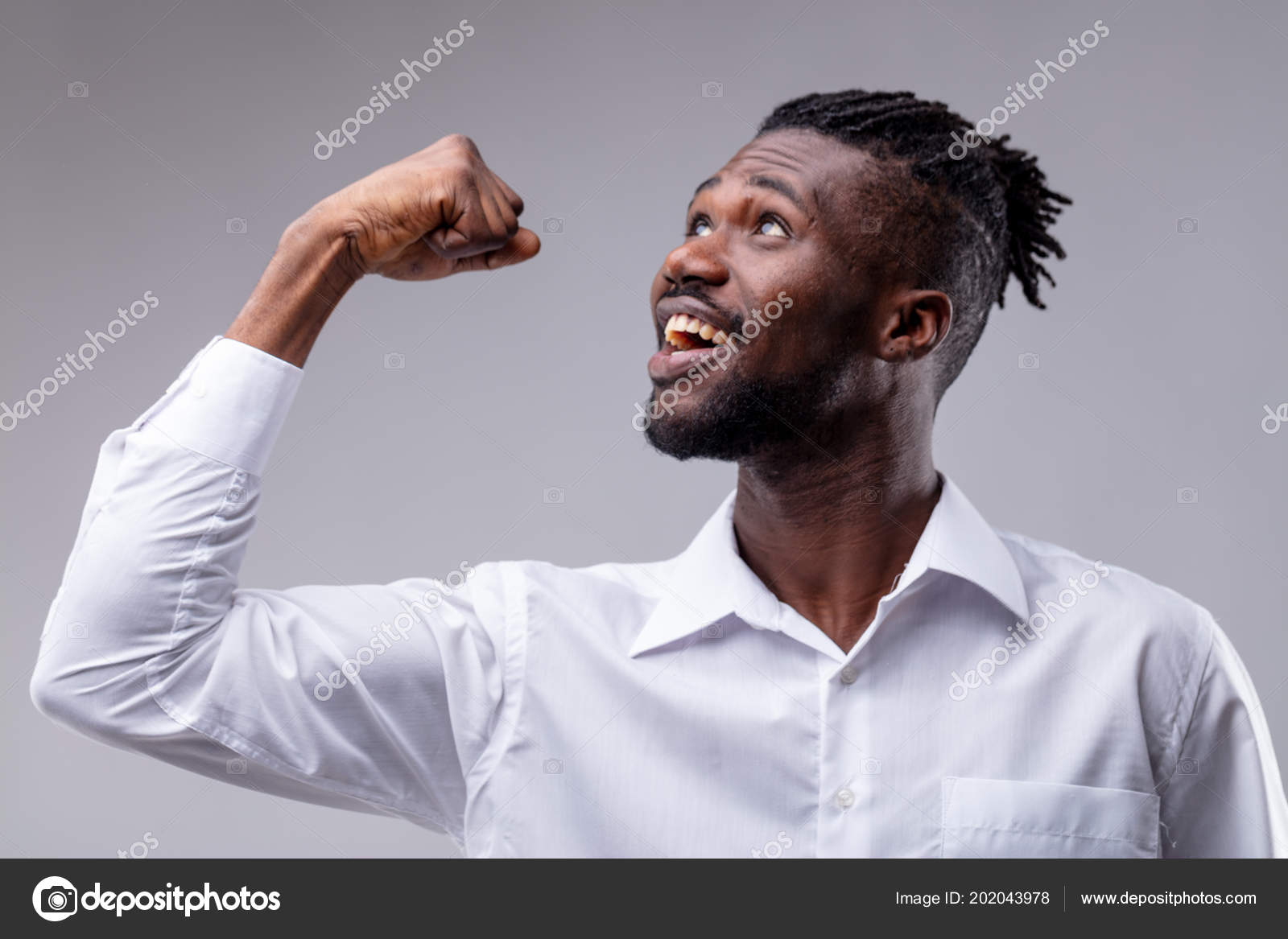 A good black man