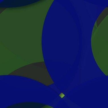 """Картина, постер, плакат, фотообои """"многоцветный геометрический круг абстрактный фон бесшовный узор ."""", артикул 236795900"""