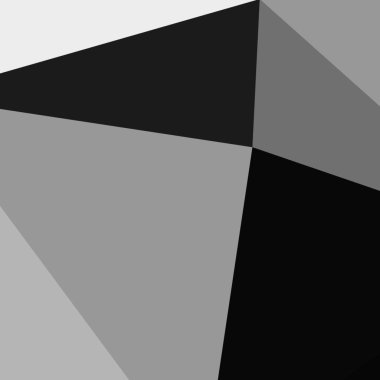 Triangle poligonal abstract background - trend pattern.
