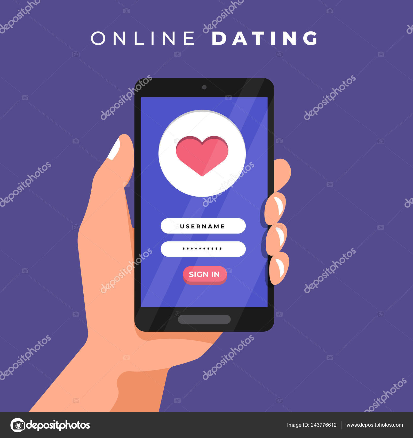online dating via mobil