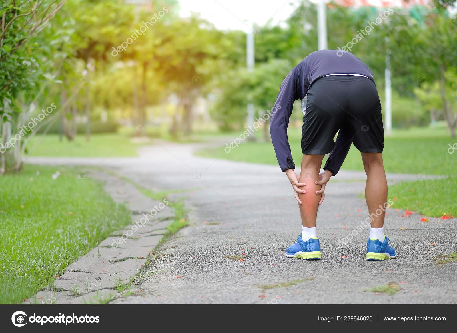Dolor en la pantorrilla despues de correr