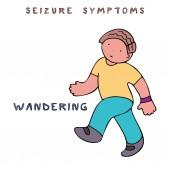 Photo Epilepsy seizure symptoms