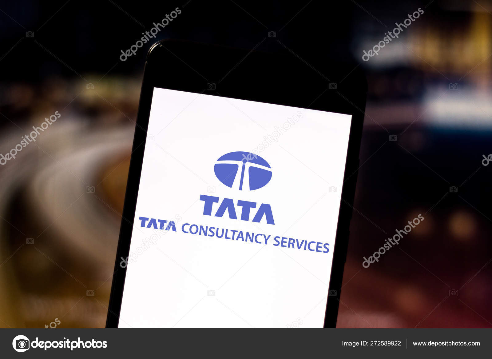 tata consultancy services logo download
