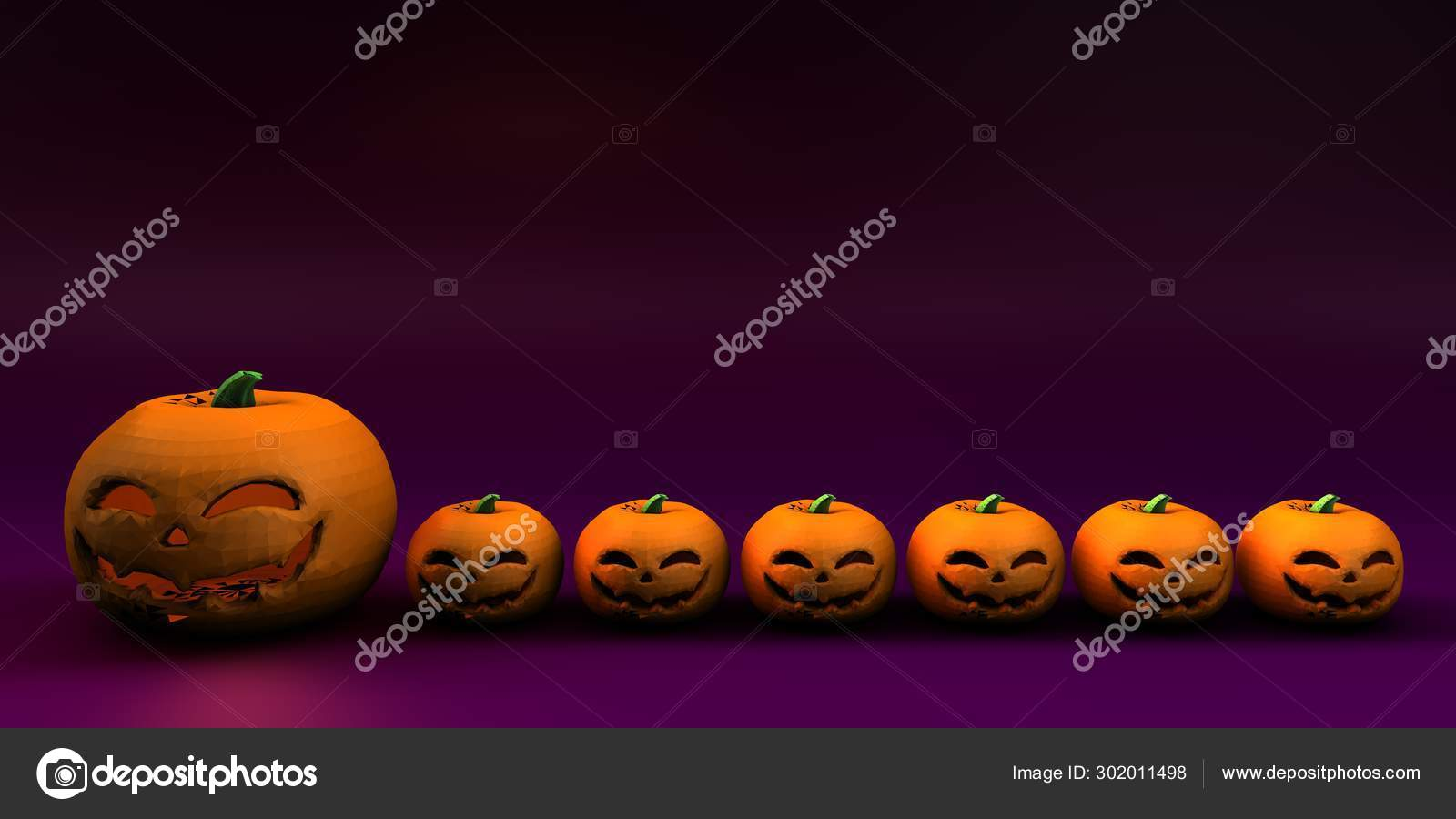 Grinning Jack O Lantern Stock Photo C Kentoh 302011498