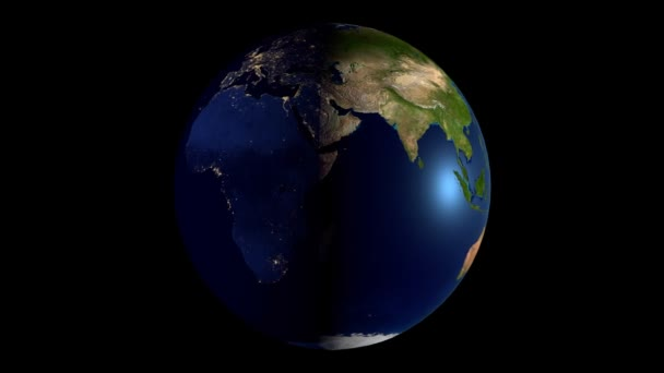 3d Map Of South Australia.3d Earth World Map With All Continents Europe Asia North America South America Australia Greenland Day And Night View
