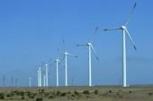 Windkraftanlagen - ideal für Themen wie Stromerzeugung etc.