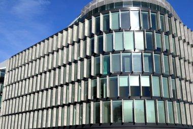 Modern office building - facade