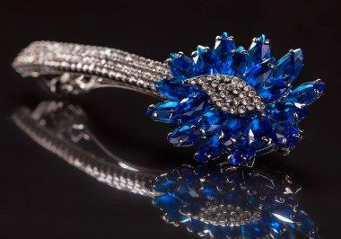 original designer jewelery from silver and semi-precious stones