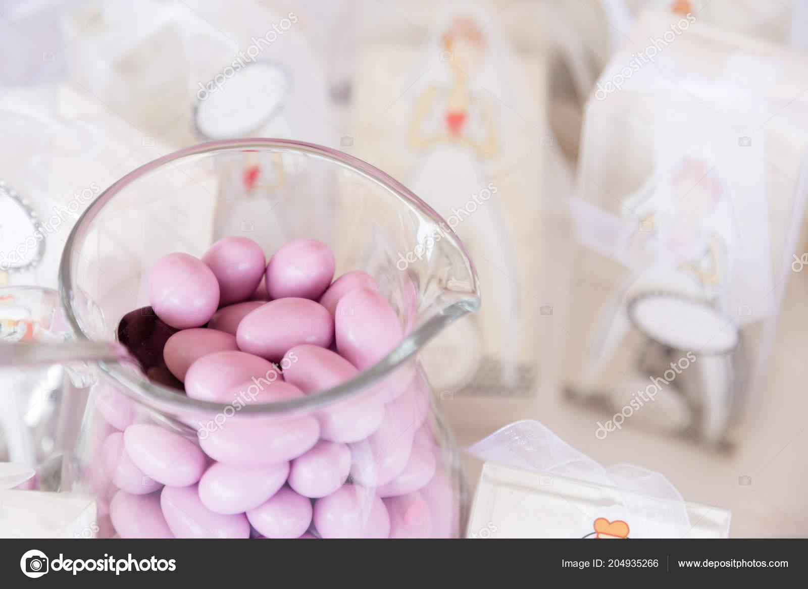 Hochzeitsgeschenke Fur Gaste Stockfoto C Elitravo 204935266