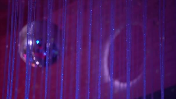 Disco labdát spinning egy szórakozóhely