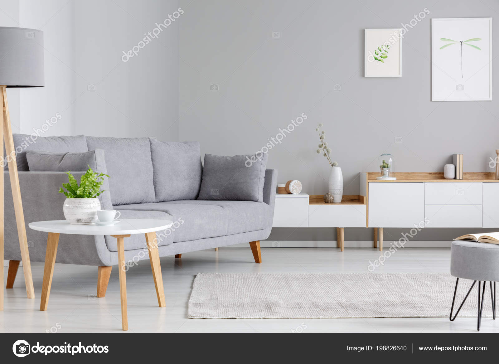 Geräumig Sofa Scandi Dekoration Von Table Next Grey Living Room Interior Posters