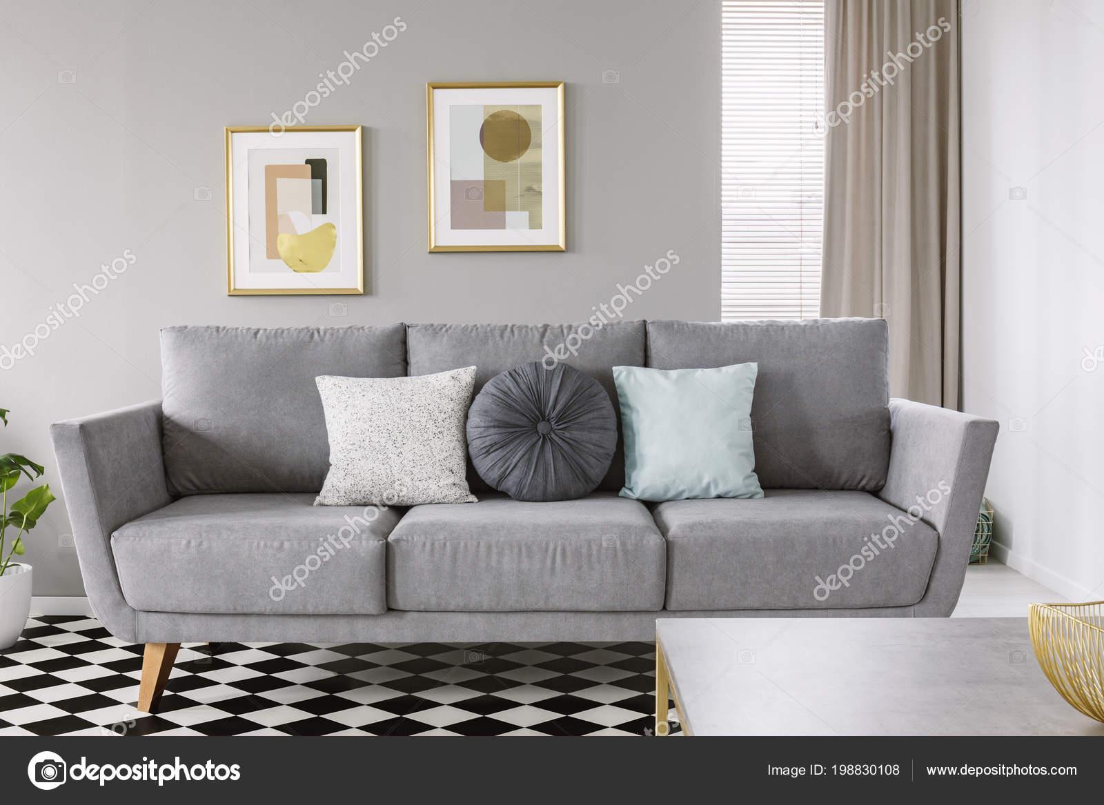 Divani Bianchi E Grigi : Come scegliere il colore del divano del salotto idee mobili