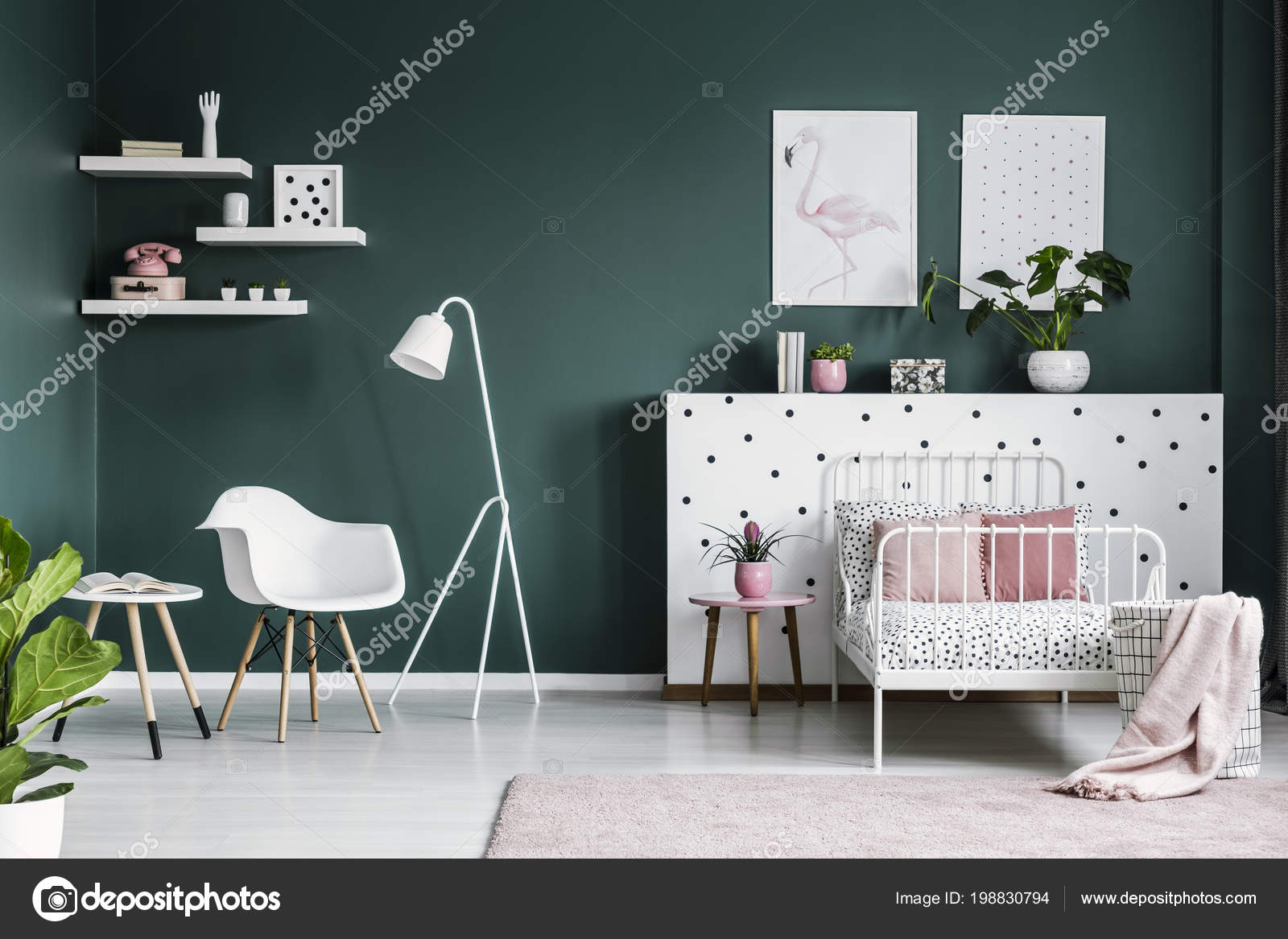Blue Teenage Girl Room Ideas Pastel Pink Decorations