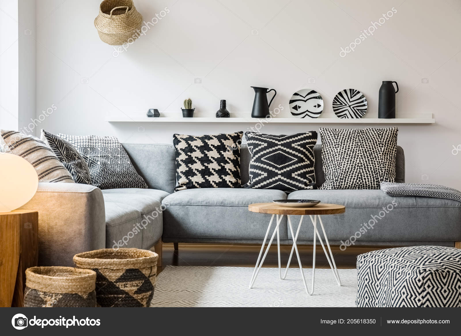 Outstanding Patterned Pillows Grey Couch Modern Living Room Interior Andrewgaddart Wooden Chair Designs For Living Room Andrewgaddartcom