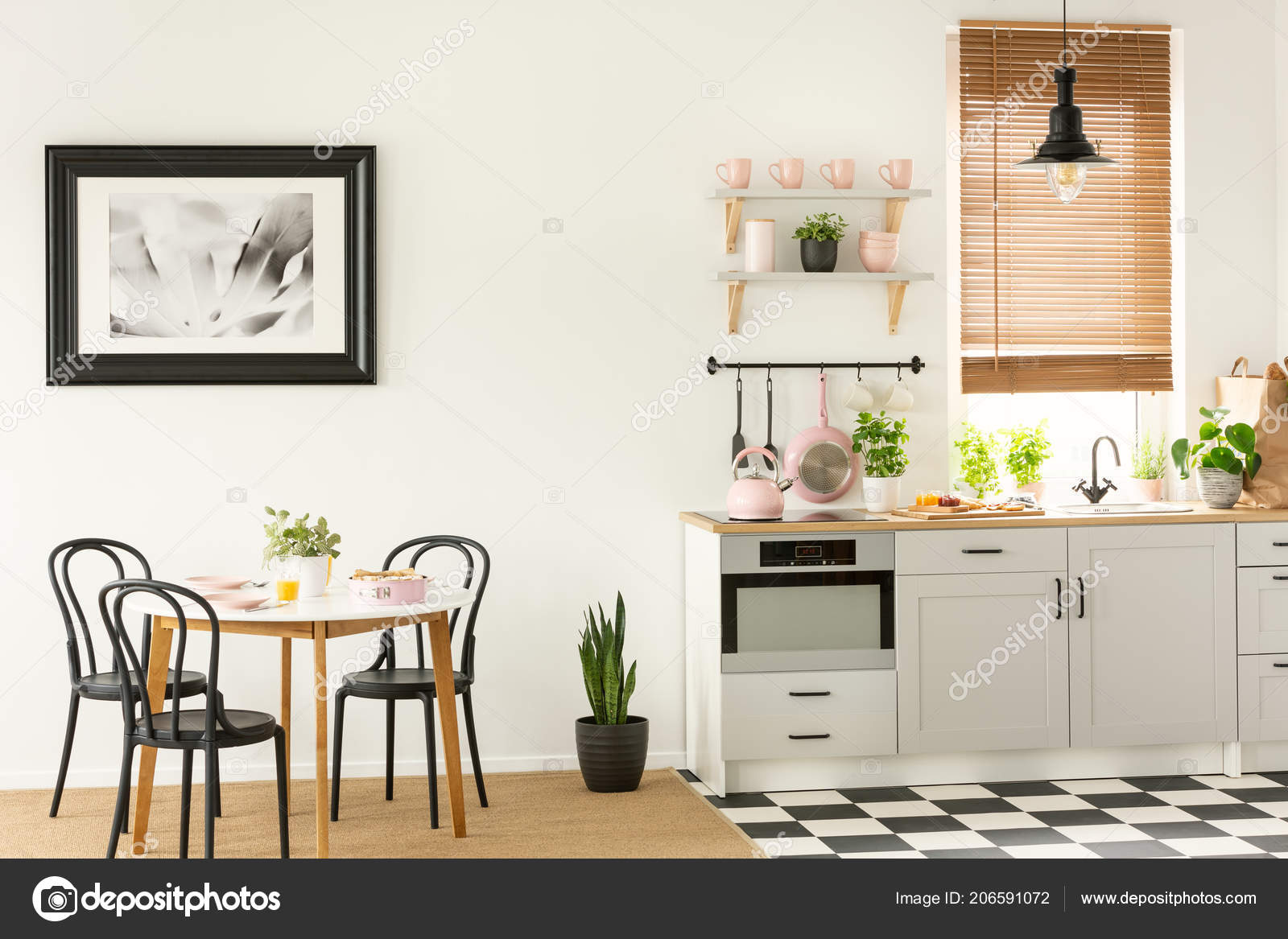 https://st4.depositphotos.com/2249091/20659/i/1600/depositphotos_206591072-stock-photo-painting-black-frame-dining-room.jpg