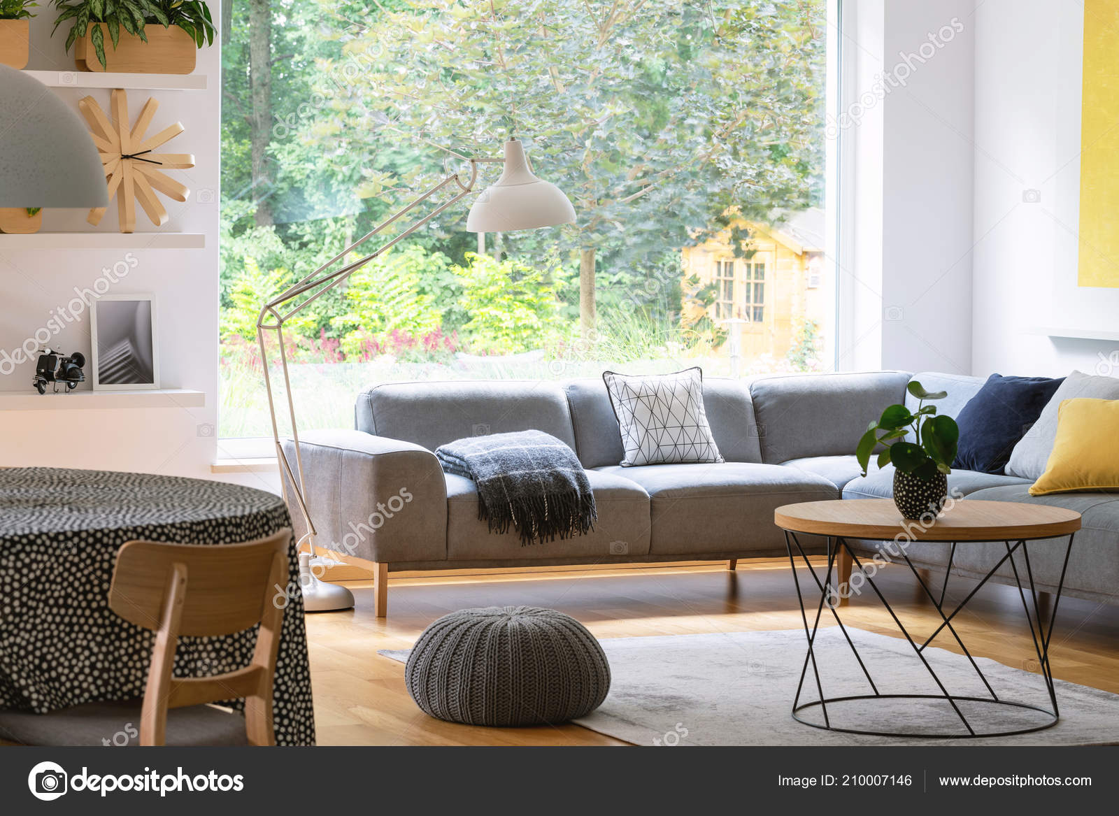 Surprising Pouf Next Table Modern Living Room Interior Grey Corner Sofa Uwap Interior Chair Design Uwaporg