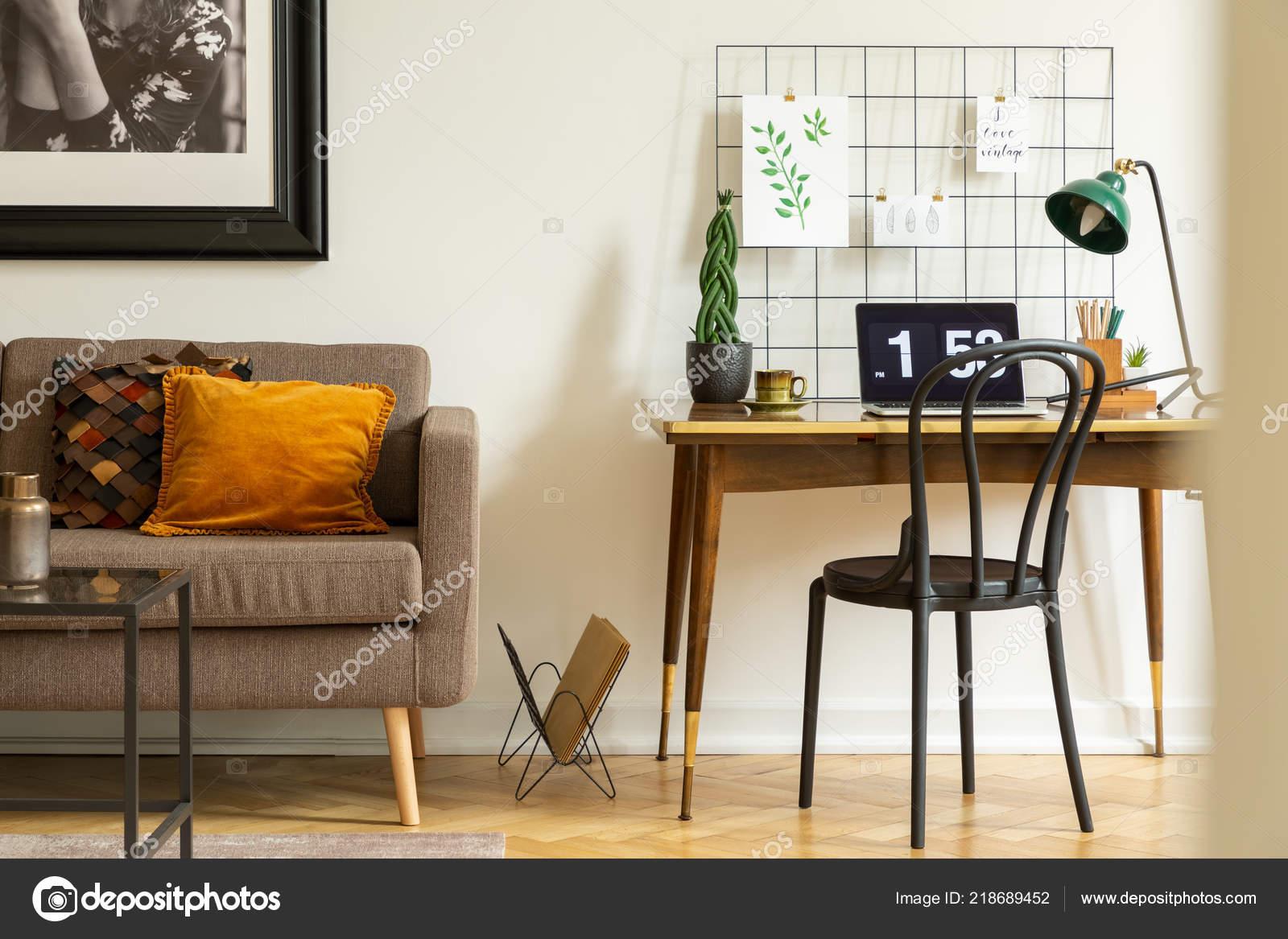 Awesome Black Chair Desk Laptop Lamp Next Couch White Workspace Frankydiablos Diy Chair Ideas Frankydiabloscom