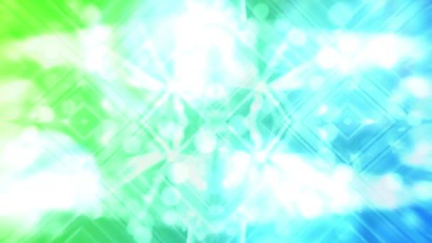 Moderní gradient pro obchodní design. Abstraktní duhové pozadí v pastelově barevné gradaci. Opakovat animaci.