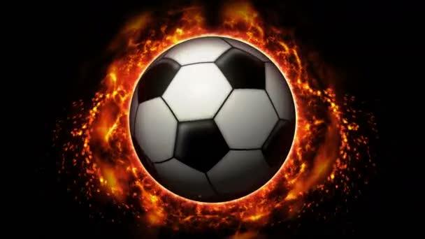 Versus bojovat pozadí. Bitevní boj. Fotbal. Animace konceptu sportovní bitvy.