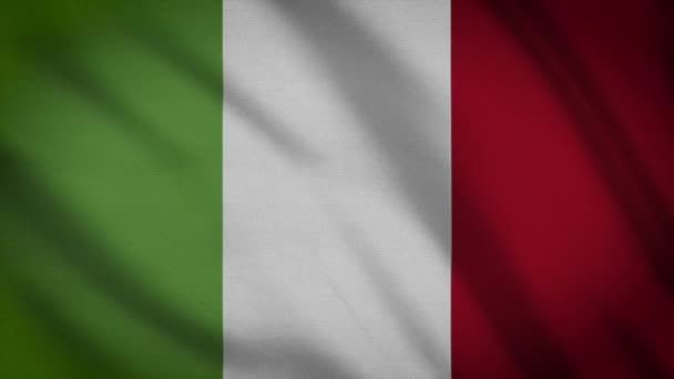 Video of Italy Flag
