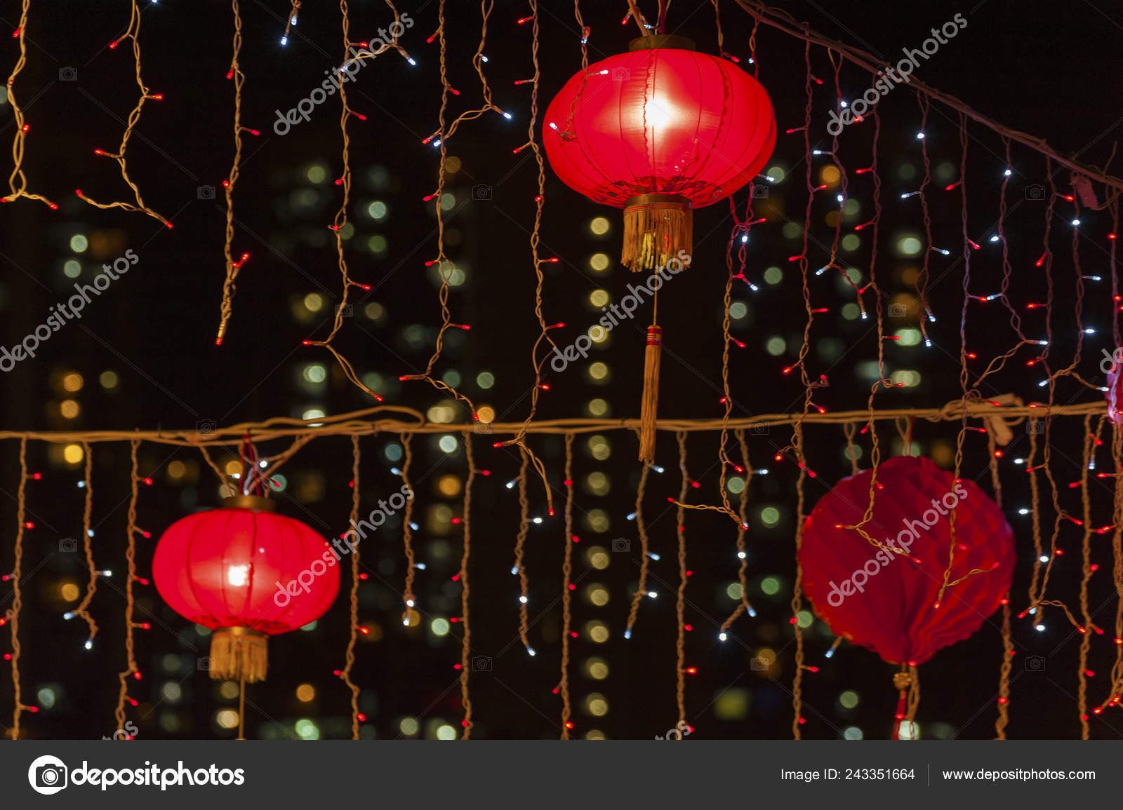 Red Lanterns Wallpaper Red Chinese Lantern Background
