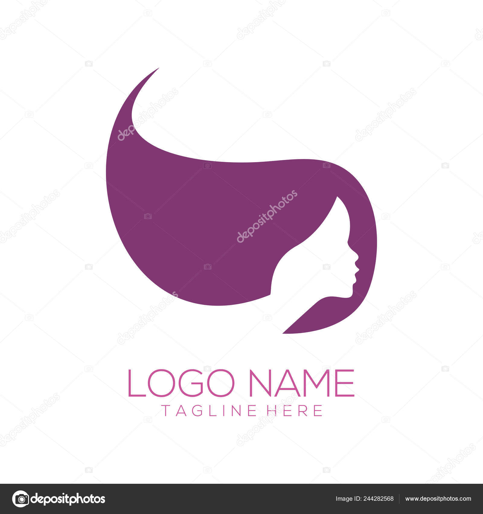 Fashion Fashion Logo Design Vector Free Download