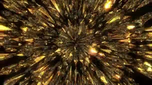 Arany csillog absztrakt háttér