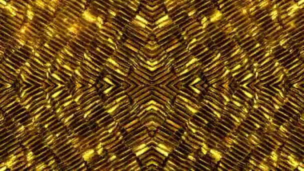 Arany vonalak elvont háttér
