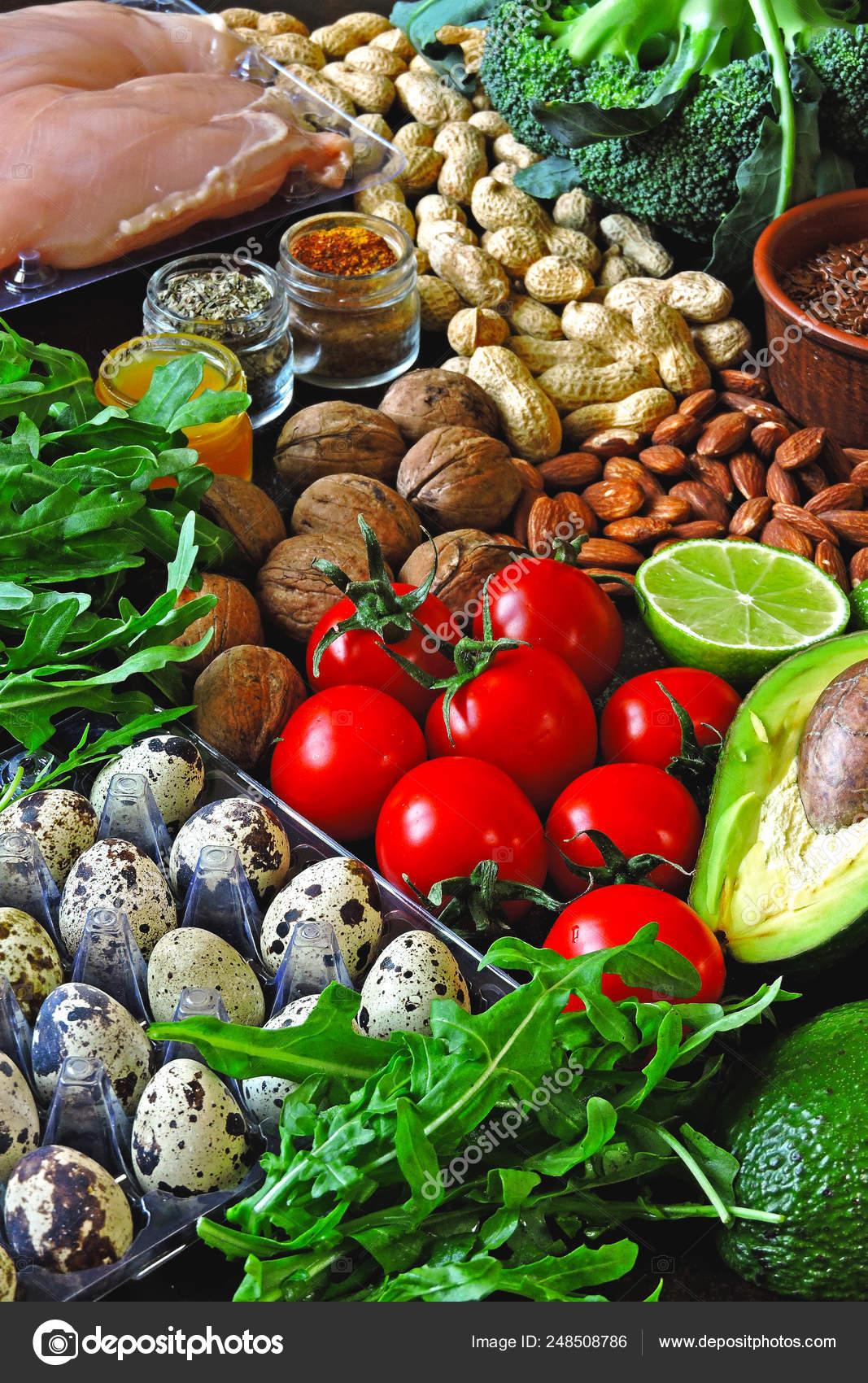 El tomate en la dieta cetogenica