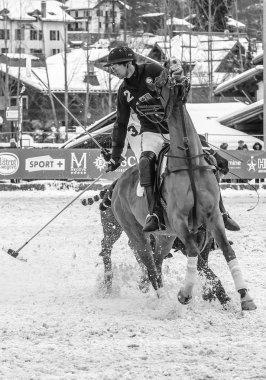 winter competition of polo