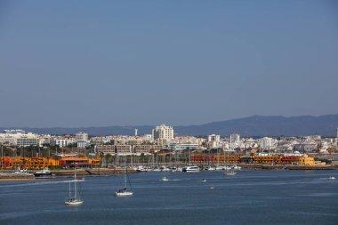 the city of Portimao