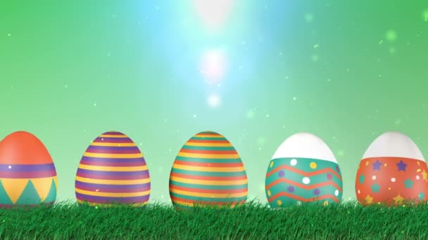 Easter Eggs HD background