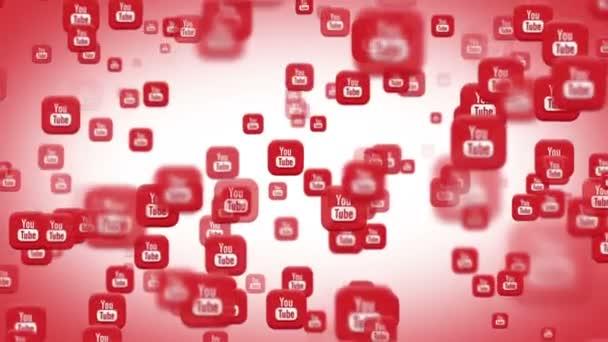 szociális hálózat háttér-Youtube
