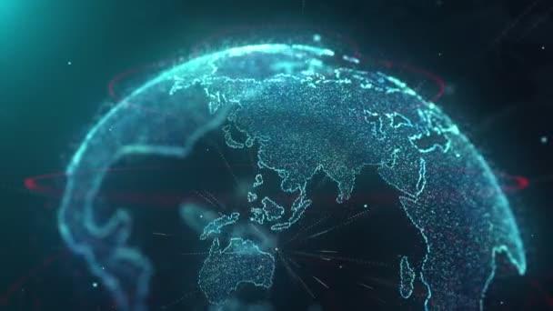 Světová mapa částice Hd