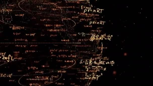 Welt mathematische Formeln 4k