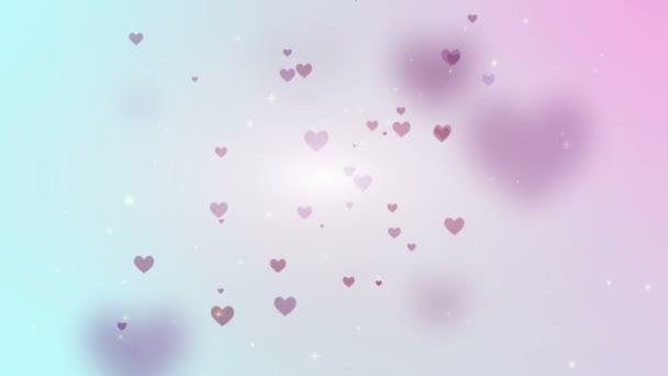 video z pozadí srdce