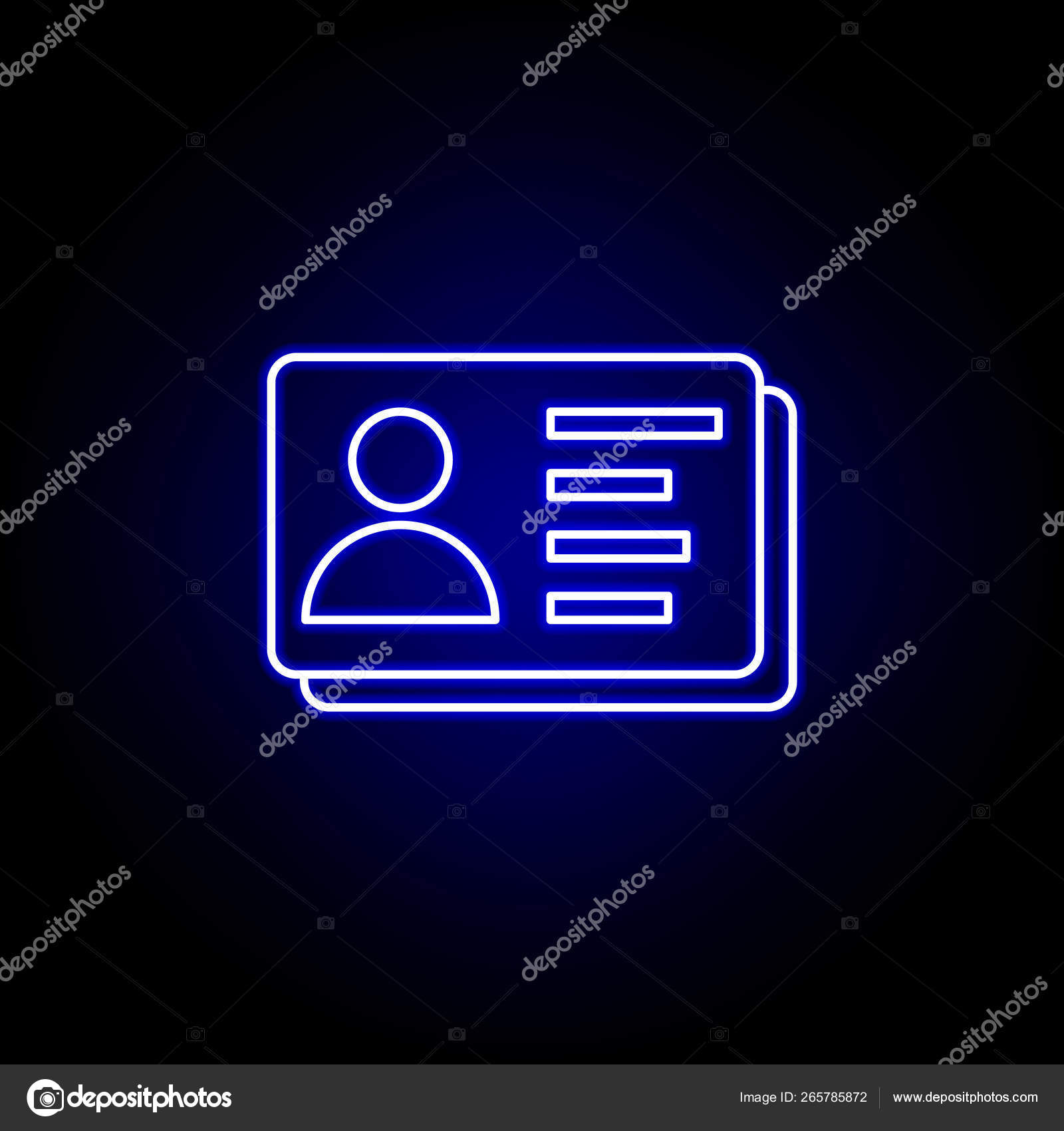 Database, human resources, icon  Elements of Human resources