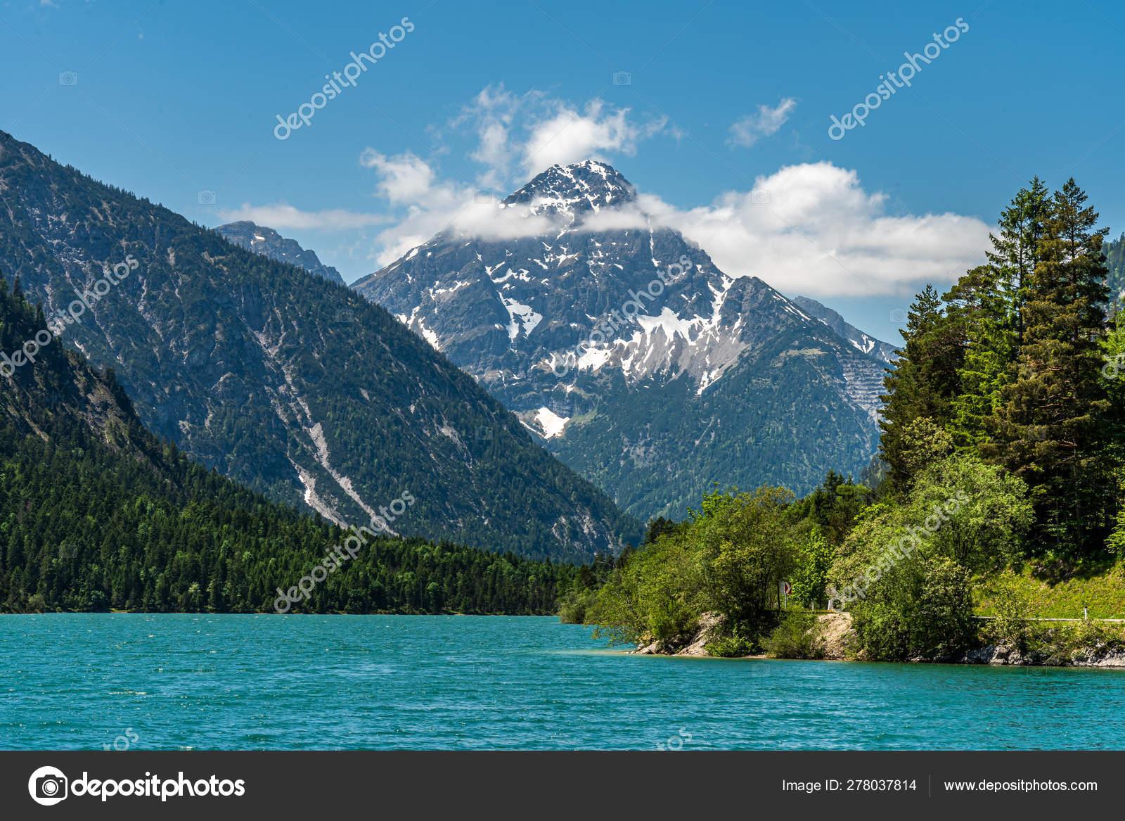 Обои австрия, alps, тироль, austria, tirol, Lake plansee, озеро планзее. Пейзажи foto 15